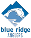 Blue Ridge Anglers logo - www.blueridgeanglers.com